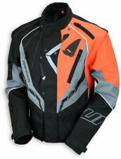 UFO Ranger Enduro Jacket Black Red Grey
