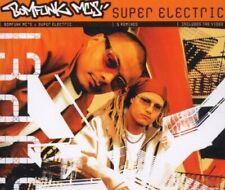 Bomfunk Mc's Super electric (2001)  [Maxi-CD]