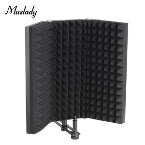 Mikrofon Filter Absorber Isolation Shield Isolierung Schallwand Reflexionsfilter