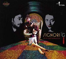 Signori G - Live in Caffe' Morlacchi [New CD] Italy - Import