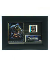 Avengers Assemble Film Cel 35mm Framed Marvel Studios Certificate Authenticity