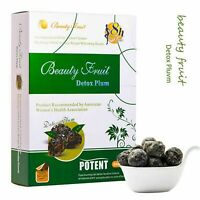 1 Box (20 bags/Box) Beauty Fruit Detox Plum Slimming Decomposition Weight Loss