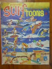 SURFTOONS PETERSON'S NUMBER 2 SURFING SURF MAGAZINE