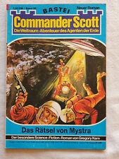 Commander Scott: Science Fiction Romanheft Band 30, Bastei Verlag