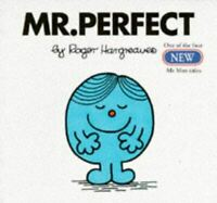 Hargreaves, Roger, Mr.Perfect (Mr. Men Library), Very Good, Paperback