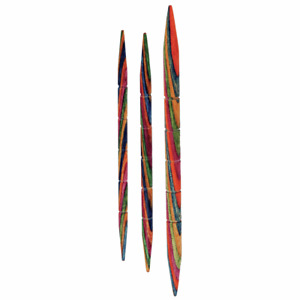 KnitPro Symfonie: Wood Cable Needles: Pack of 3