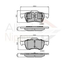 Allied Nippon Rear Brake Pad Set ADB0946  - BRAND NEW - 5 YEAR WARRANTY