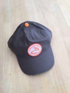 Fulling Mill Fly Fishing Blue & Orange Baseball Cap.              a