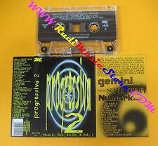 MC COMPILATION PROGRESSIVA 2 1996 Suoni Futuri Ruben Art Trigger  no cd lp