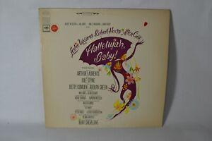 Hallelujah Baby Original Broadway Cast KOL 6690 Album Vinyl Records 1967 LP 2916