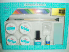 ACRYLIC UV GEL NAIL ART KIT SET TIPS GLUE MANICURE Accessories New