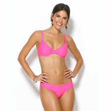 Bikini liso mujer copa B forrada con aros mujer - 125292