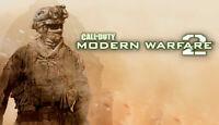 Call Of Duty Modern Warfare 2 MW2 Steam Game KEY (PC) - REGION FREE/Worldwide
