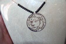 Collier BRIN D'AMOUR Pendentif lion - neuf sans étiquette