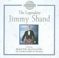 The Legendary Jimmy Shand - CD