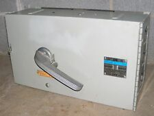O Siemens V7F3204  200 Amp 240 Volt  Fusible Switch