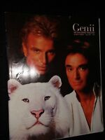Genii Conjurors Magazine Siegfried and Roy Issue 2002