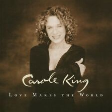 CAROLE KING - LOVE MAKES THE WORLD   VINYL LP NEW!