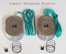 "(4) 10"" electric trailer brake magnet replacement kits - 21024"