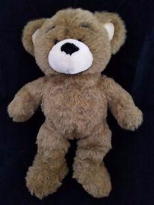Build A Bear WorkShop Brown Bearemy Plush Teddy 16 Inches Tall