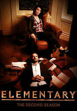 Elementary: The Second Season (DVD) **NEW** FAST FREE SHIPPING!!!