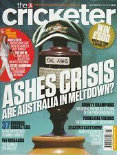 Cricketer Magazine (Wisden) - May 2013 - Ashes Crisis