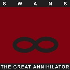 Swans-The Great Annihilateur (REMASTERED) 2 CD NEUF
