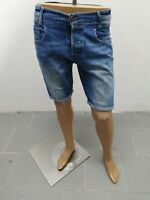 Bermuda G STAR UOMO taglia size 32 pantalone corto uomo short man cotone 5325