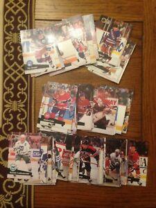 Link Gaetz  Sharks  1991-92 Pro Set Hockey Card  (One Card) (16,760)