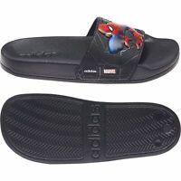 adidas Adilette Aqua K Badeschuhe Badelatsche Marvel Spider-Man FZ1716