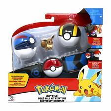 - Choix Du Personnage Pokemon Clip /'n/' Ceinture Go Pokeball Set 95283 Wave 3