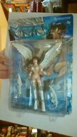 "Mercy "" Rendition Figure 1998 Action Figure in white outfit, package needed tape"
