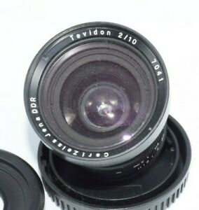 * Lens Zeiss Tevidon 2/10mm C Mount  + Adapter C-NEX