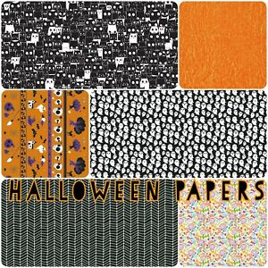 Halloween Decoupage Paper  ***Half or Full Size Designs*** by decopatch