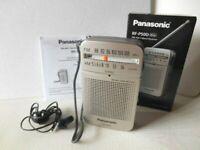 PANASONIC RF-P50D FM-AM 2 Band Radio