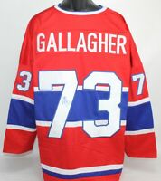 Brendan Gallagher Signed Montreal Canadiens Jersey (JSA COA) NHL