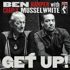 Ben Harper & Charlie Musselwhite-Get Up-CD NUOVO