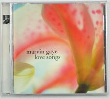 Marvin Gaye Love Songs Compilation Audio CD 2003 Sony Music