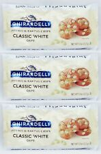 3 BAGS Ghirardelli Premium Baking CLASSIC WHITE Baking Chips Cookies 11 oz each