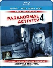 Paranormal Activity 4 0097361364544 With Sara Mornell Blu-ray Region a