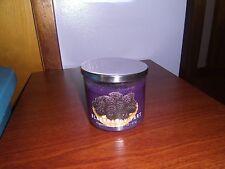 "(NEW) Medium Jar Candle--3 Wick ...""14.5 oz.""--Backberry Tart"