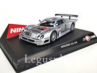 Scx Scalextric Slot Ninco 50168 Mercedes CLK GTR D2 Nº11