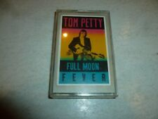 TOM PETTY - Full Moon Fever - 1989 UK 12-track cassette