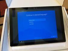 ~ Microsoft Surface Pro 4 128GB, Wi-Fi, 12.3in. i5 - 4 GB RAM, WARRANTY 4-19-18