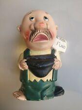 Retirement Fund Ceramic Money Box