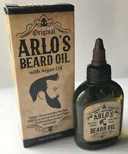 Arlo's Beard Mustache Oil with Argan Oil 75ml/2.5 floz