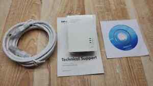 (ONE) TP-Link TL-PA2010 AV200 Nano Powerline Adapter T2