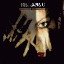 Berlin Super 80  Music Underground West Berlin 1978-1984 Vinyl LP Soundtrack