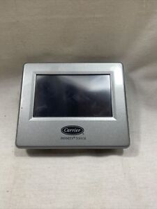 Carrier Infinity Touch Thermostat SYSTXCCITN01-A VERSION 08