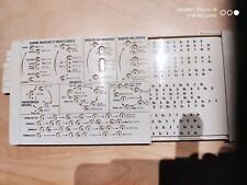 REGLE A DADI. La célèbre règle à calcul pour guitare.